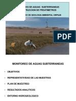 19. MOnitoreo de aguas subterráneas y Const. de freatímetros.ppt