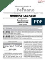 Decreto Supremo Nº 003-2018-Minam