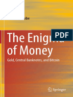 [Makoto Nishibe (Auth.)] the Enigma of Money Gold(B-ok.org)