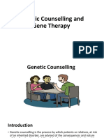 Gene Therapy and Genetic Counselling_notes