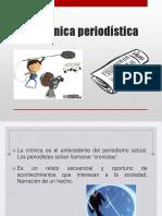 La cronica.ppt