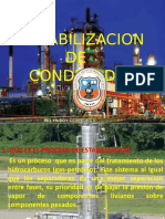 Estabilizacion de Condensados (2)
