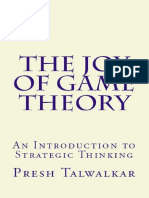 The Joy of Game Theory