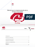 Manual Pro Shop Abril 2014