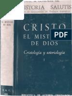Cristo, misterio de Dios. Crist - GONZALEZ Gil, Manuel.pdf