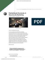 Marketing de Permissão_ a Nova Era Do Marketing _ Marke