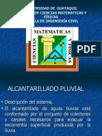 Aguas Lluvias I.S. II2013