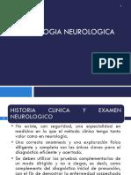 1. SEMIOLOGIA NEUROLOGICA