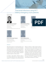 Detection of bacterial infections using PCT and CRP in elderly emergency room patients.pdf