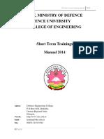 DEC Short-term Training_2014