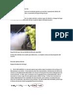 Detección de Fugas de Cloro Gas