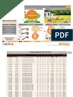 stihl Lista Sugerida de preços 10.16.xls