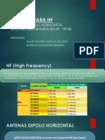 Antenas Para Hf - Grupo 5