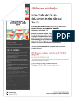 srivastava   walford non-state actors in education in the global south flyer