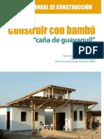 Construir con caña de Bambu Guayaquil.