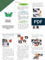 Lampiran 8. Leaflet Pmr