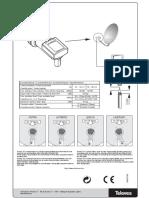 4365 Manual de Instrucciones