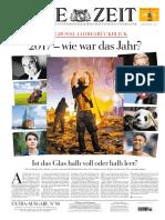 20171203-Die Zeit Der Jahresrueckblick