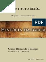 Modulo I - Historia Da Igreja - Moises Carneiro