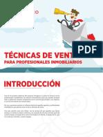 eBook Tecnicas de Venta Para El Sector Inmobiliario Inmogesco Blog
