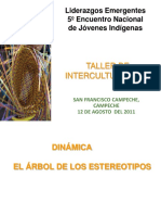 Taller Interculturalidad Liderazgos Indigenas Campeche