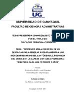 Tesis Despacho de Contabilidad CPA Final 15-4-2015