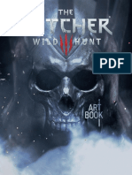 The Witcher 3 -Wild Hunt -Artbook