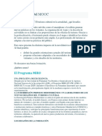 Presentación Del MOOC16042018