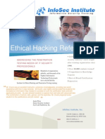 Ethical Hacking References - InfoSec Institute