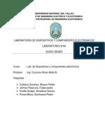 Informe Final de Diodo Zener