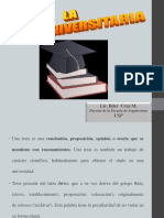 CLASE 1 LA TESIS UNIVERSITARIA.ppt
