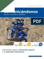 Boletín Senasa 02-2015