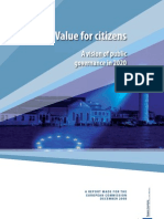 Value for Citizens Final Report Web