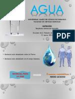 Agua - Nutrición