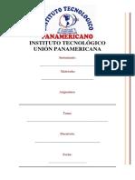Presentacion Plantilla Liceo