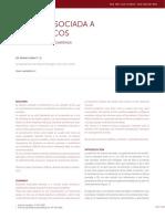 Diarrea Asociada a ATB 2015