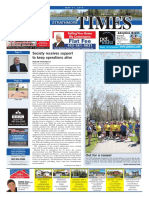 May 11, 2018 Strathmore Tiimes