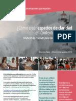 aoh-bsas-2018 EL ARTE DEL LIDERAZGO PARTICIPATIVO