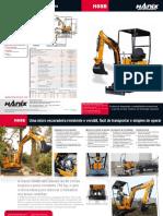 H08B Brochure - Portugues