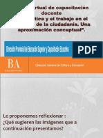 """""""La Política y El Trabajo en El Ejercicio de La Ciudadanía. Una Aproximación Conceptual"""". Clase 2"""