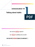 Slides Focus on Communication 10