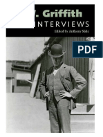 D W Griffith Interviews