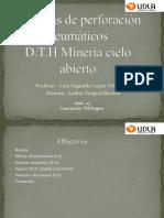 Presentacion Lodna Vergara DTH Perforacion y Tronadura
