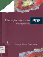 _FLEURI. Educação Intercultural. Mediações Necessárias