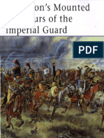 444. Napoleon's Mounted Chasseurs of the Imperial Guard