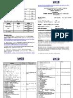 Síntesis Diseño y Evaluación Curricular e Instruccional