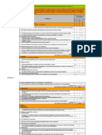 Lista Chequeo ISO 9001-2015