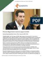 10-05-18 Promete Miguel Castro mantener apoyo a la UdeG