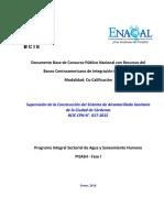 BCIE CPN N°.  017-2015 DBCPNacional SCSASC (NO Publicado  Siscae)