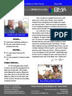 newsletter 2018 05